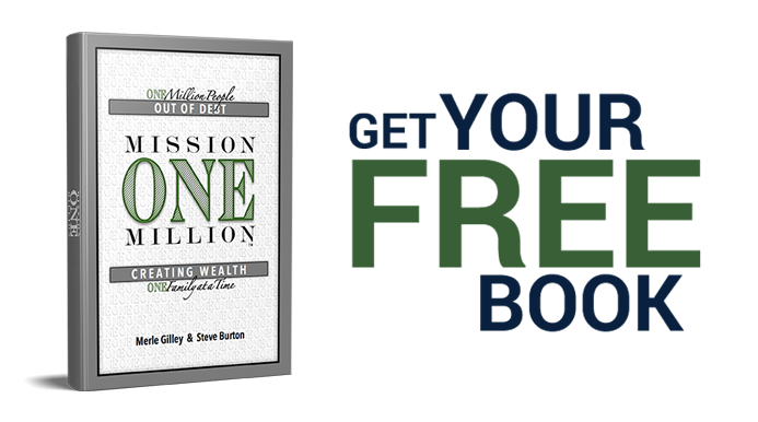 Free MISSION ONE MILLION Book